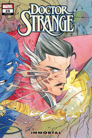 Doctor Strange (2018) #20 (Variant)