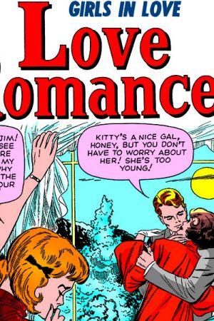 Love Romances (1949 - 1961)