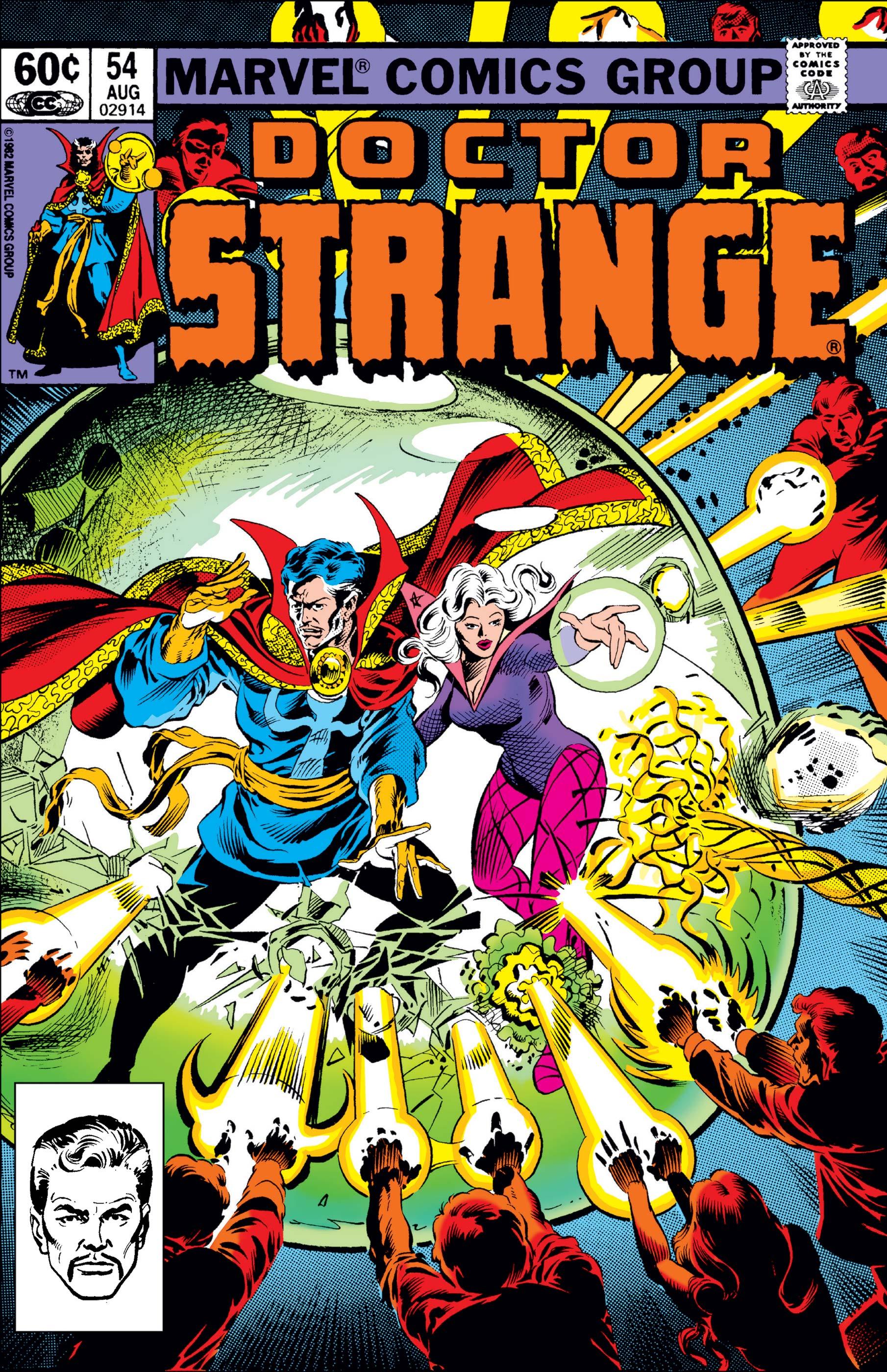 Doctor Strange (1974) #54