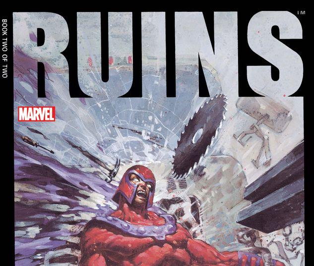 Tales of the Marvels: Ruins #2