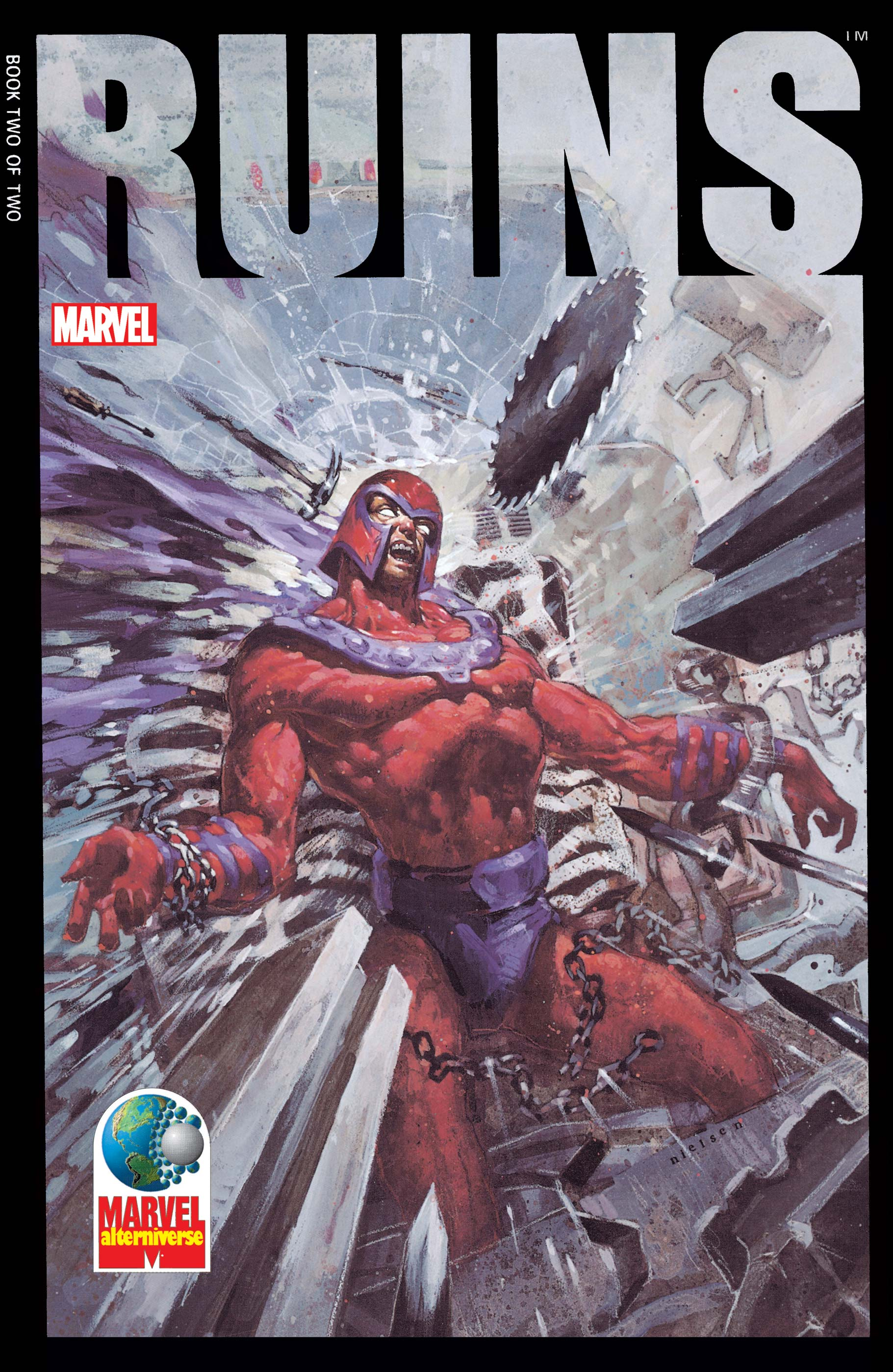 Tales of the Marvels: Ruins (1995) #2