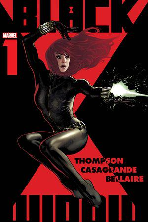 Black Widow #1