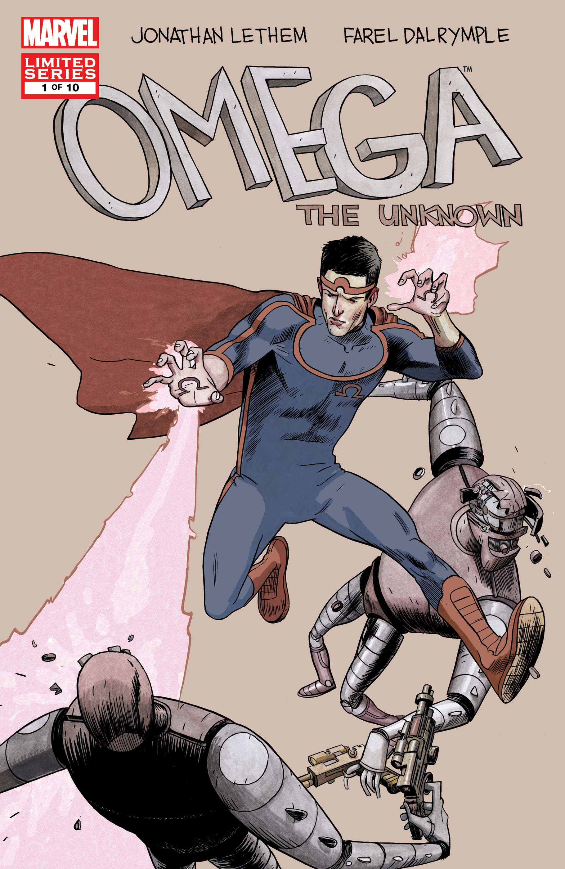 Omega: The Unknown (2007) #1