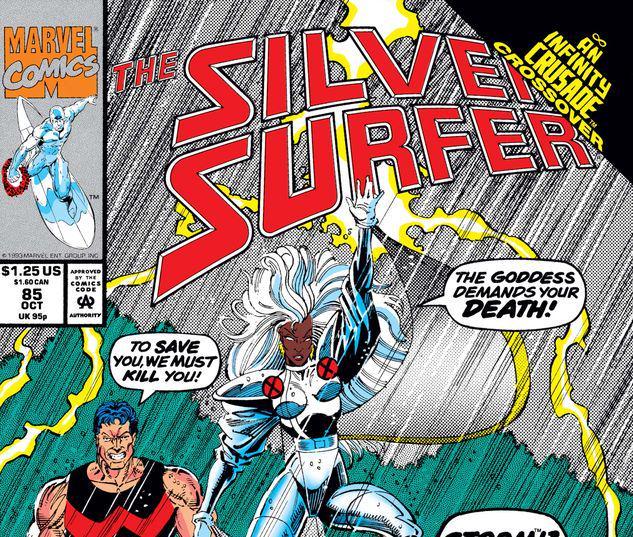Silver Surfer #85