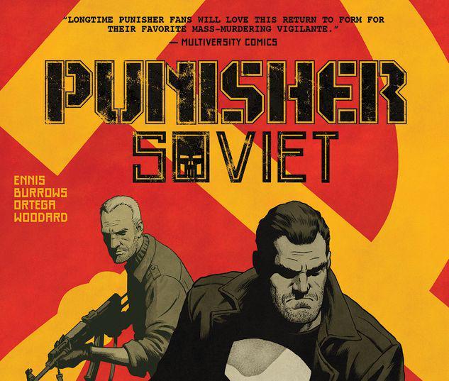 PUNISHER: SOVIET TPB #1