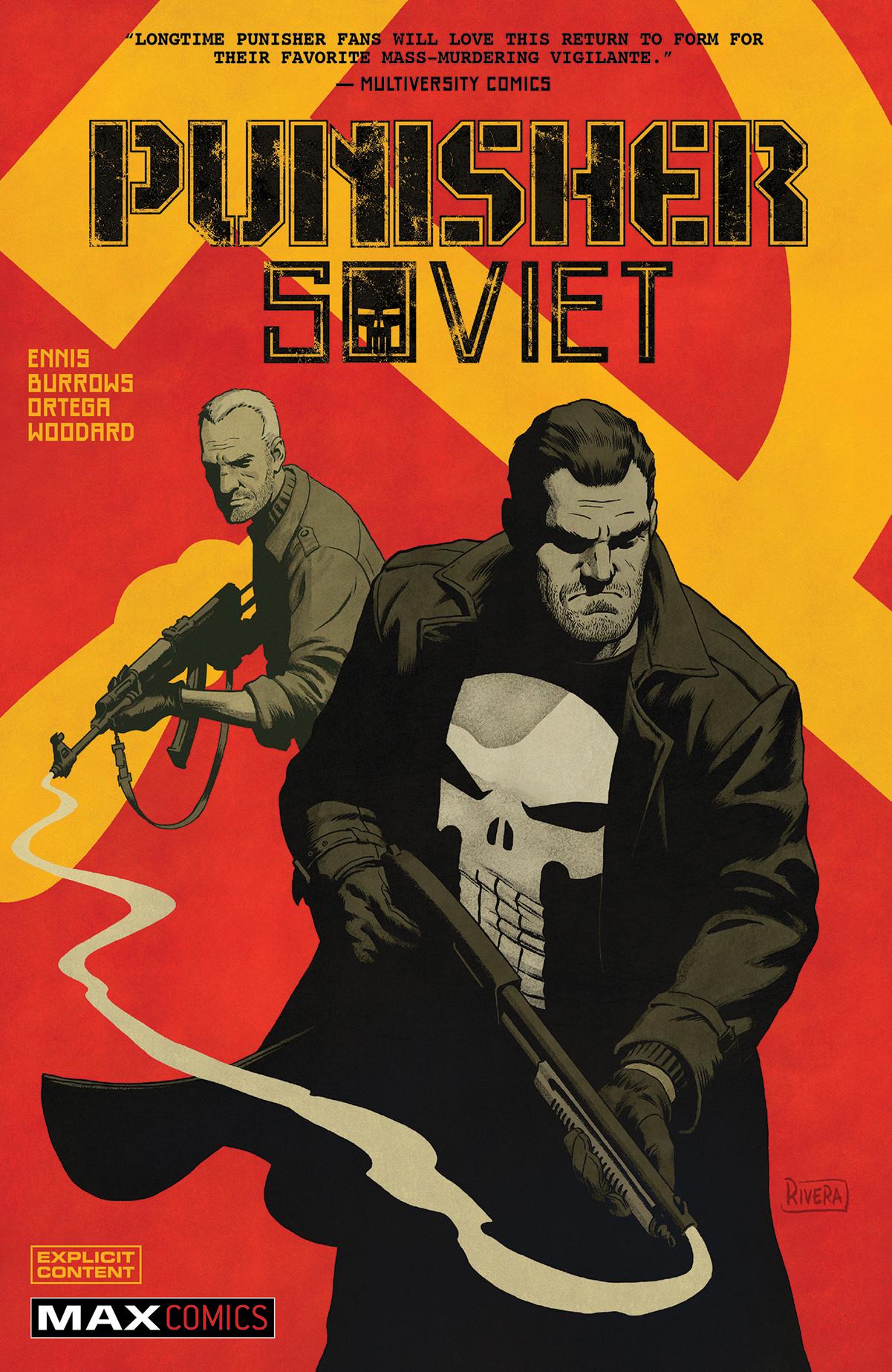 Punisher: Soviet (Trade Paperback)