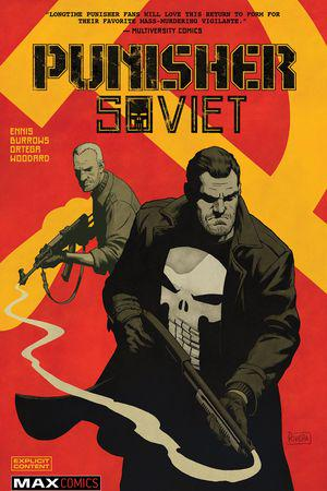 Punisher: Soviet (Trade Paperback)