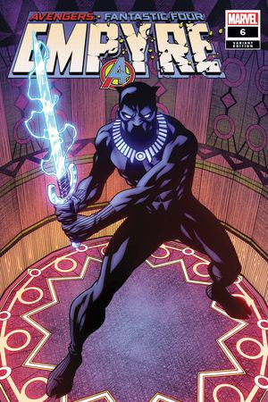 Empyre #6  (Variant)