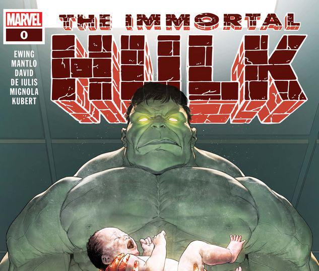 IMMORTAL HULK 0 #0