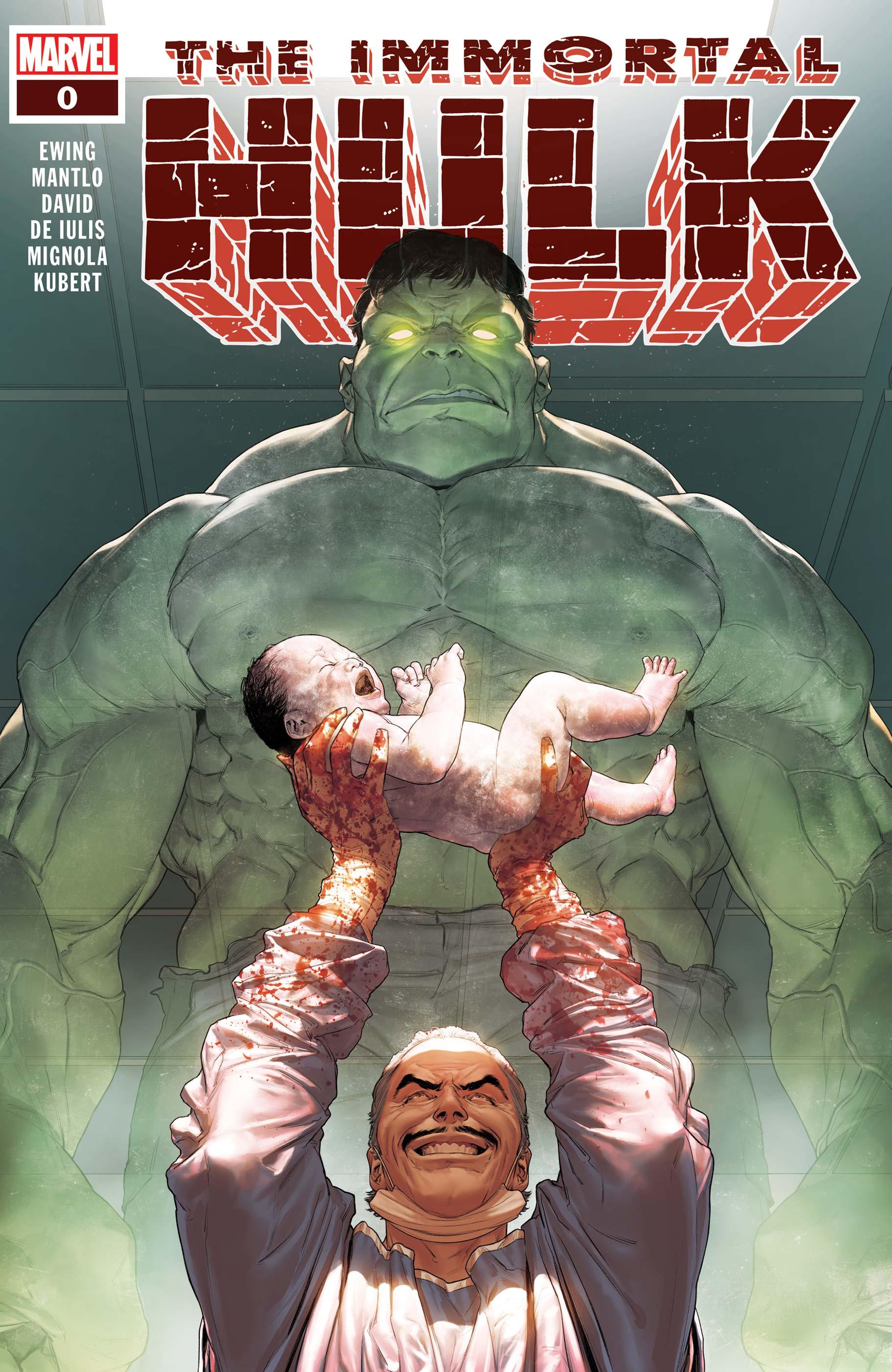 Immortal Hulk (2020)