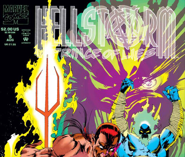 Hellstorm: Prince of Lies #5