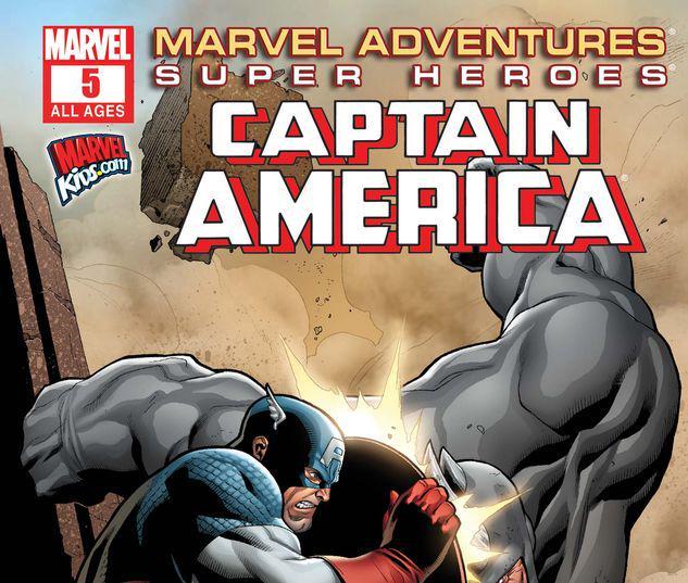 Marvel Adventures Super Heroes #5