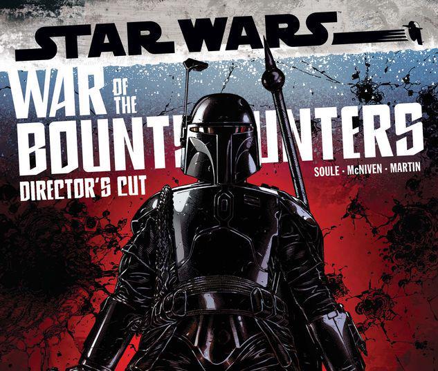 STAR WARS: WAR OF THE BOUNTY HUNTERS ALPHA DIRECTOR'S CUT 1 #1