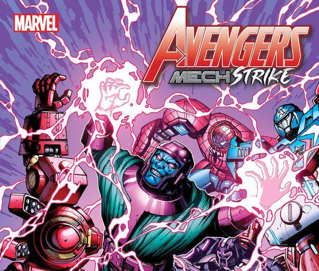 Avengers Mech Strike #5