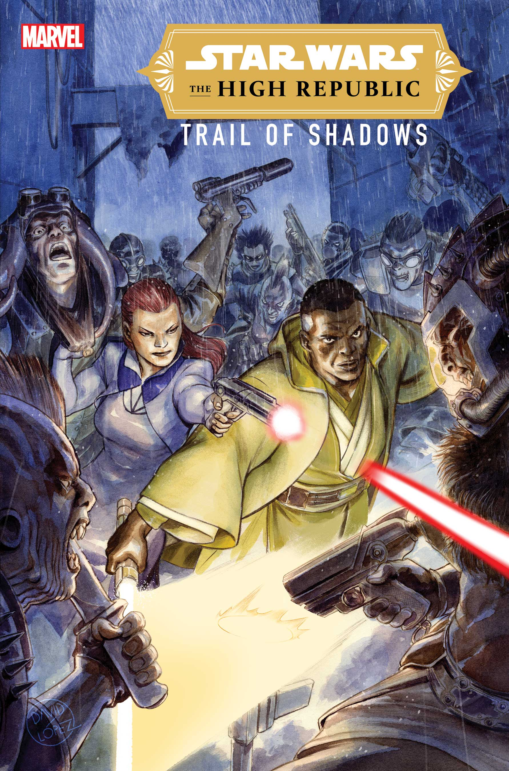 Star Wars: The High Republic - Trail of Shadows (2021) #2