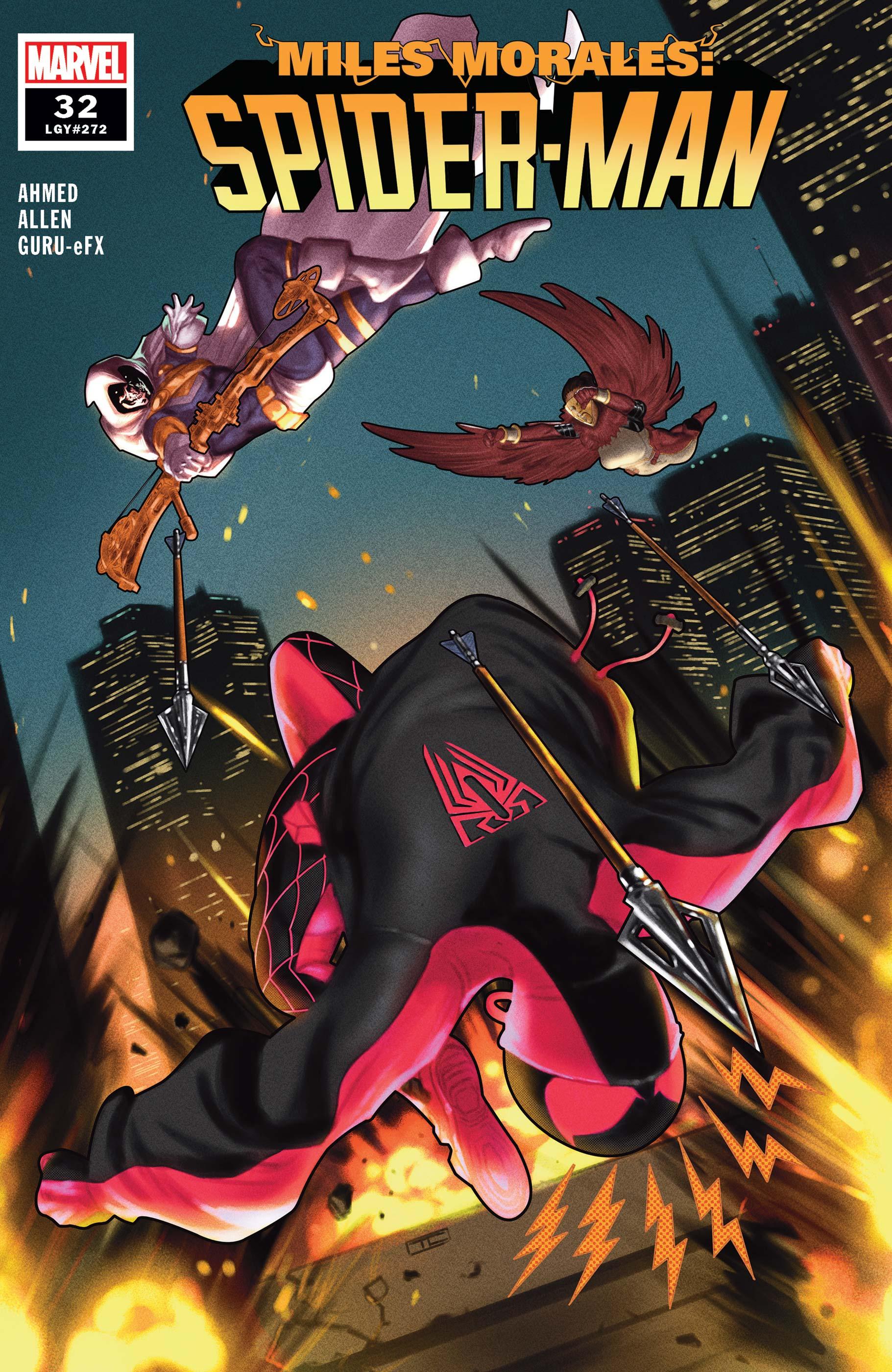 Miles Morales: Spider-Man (2018) #32