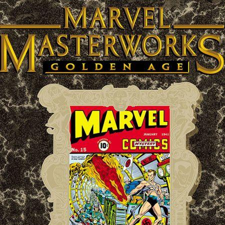 MARVEL MASTERWORKS: GOLDEN AGE MARVEL COMICS VOL. 4 HC #0