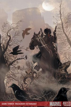 Dark Tower: Treachery (2008) #5 (ACUNA VARIANT)