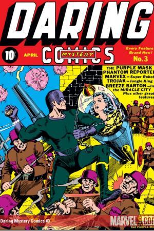 Daring Mystery Comics #3