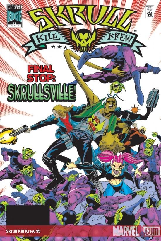 Skrull Kill Krew (1995) #5