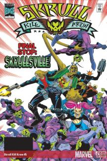 Skrull Kill Krew #5