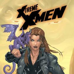 X-TREME X-MEN VOL. 8: PRISONER OF FIRE TPB COVER