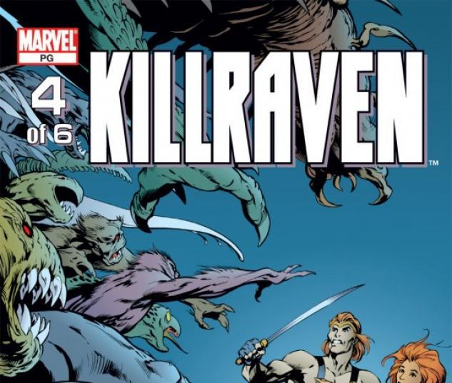 Killraven #4