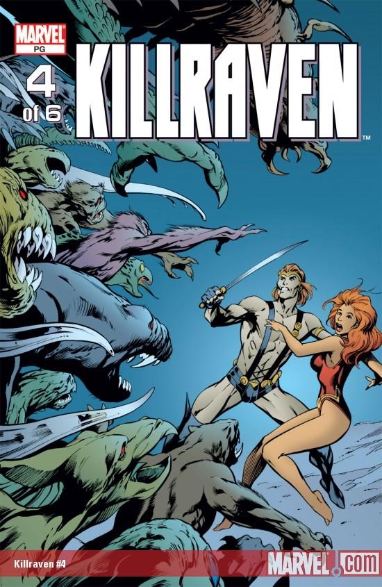 Killraven (2002) #4