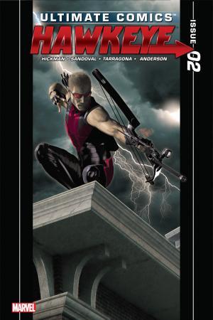 Ultimate Comics Hawkeye (2011) #2