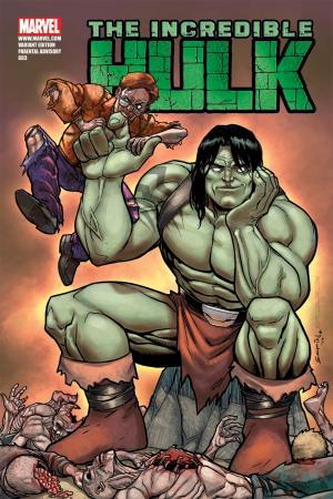 Incredible Hulks #603  (ZOMBIE VARIANT)