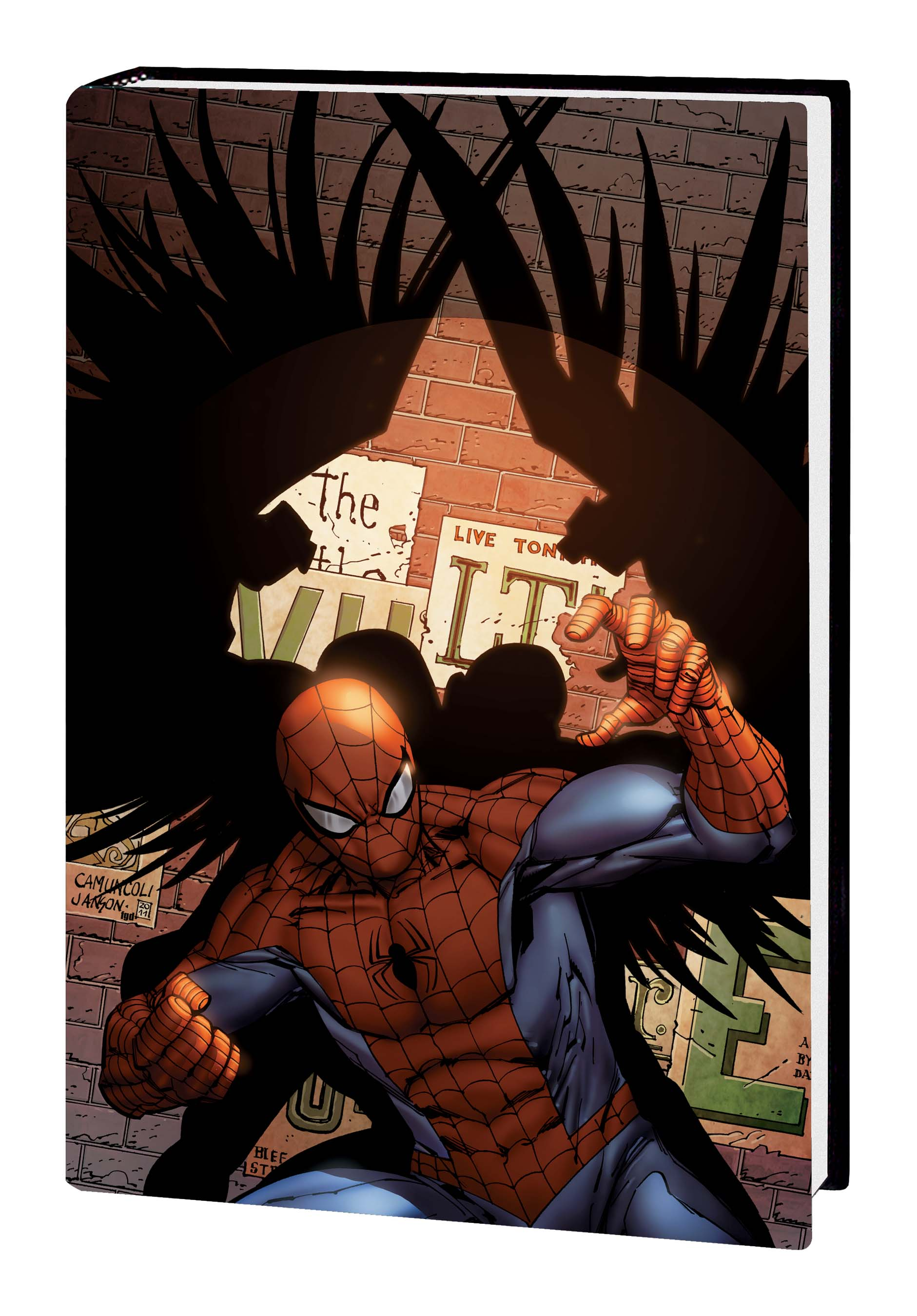 SPIDER-MAN: FLYING BLIND TPB (Trade Paperback)