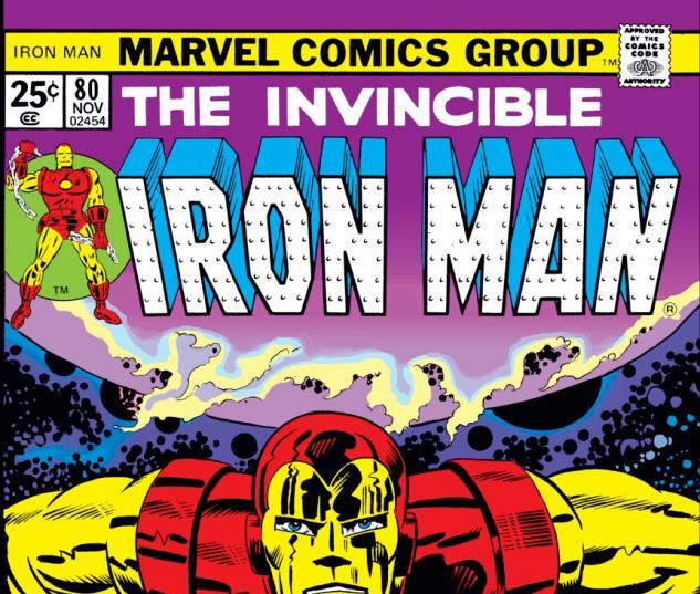 Iron Man (1968) #80