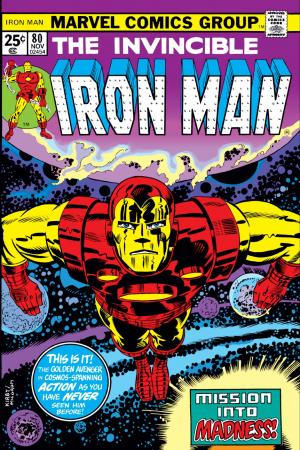 Iron Man #80