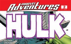 Marvel Adventures Hulk (2007) #2