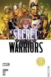 Secret Warriors #10