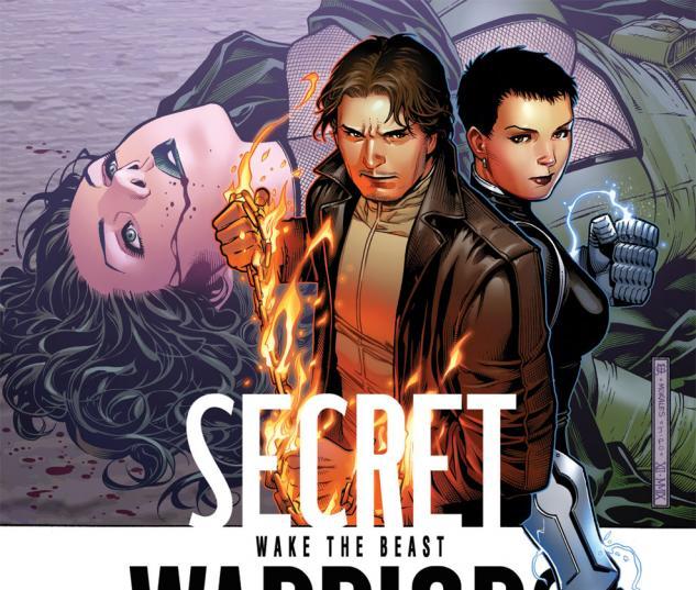 Secret Warriors (2008) #15