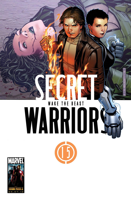Secret Warriors (2009) #15
