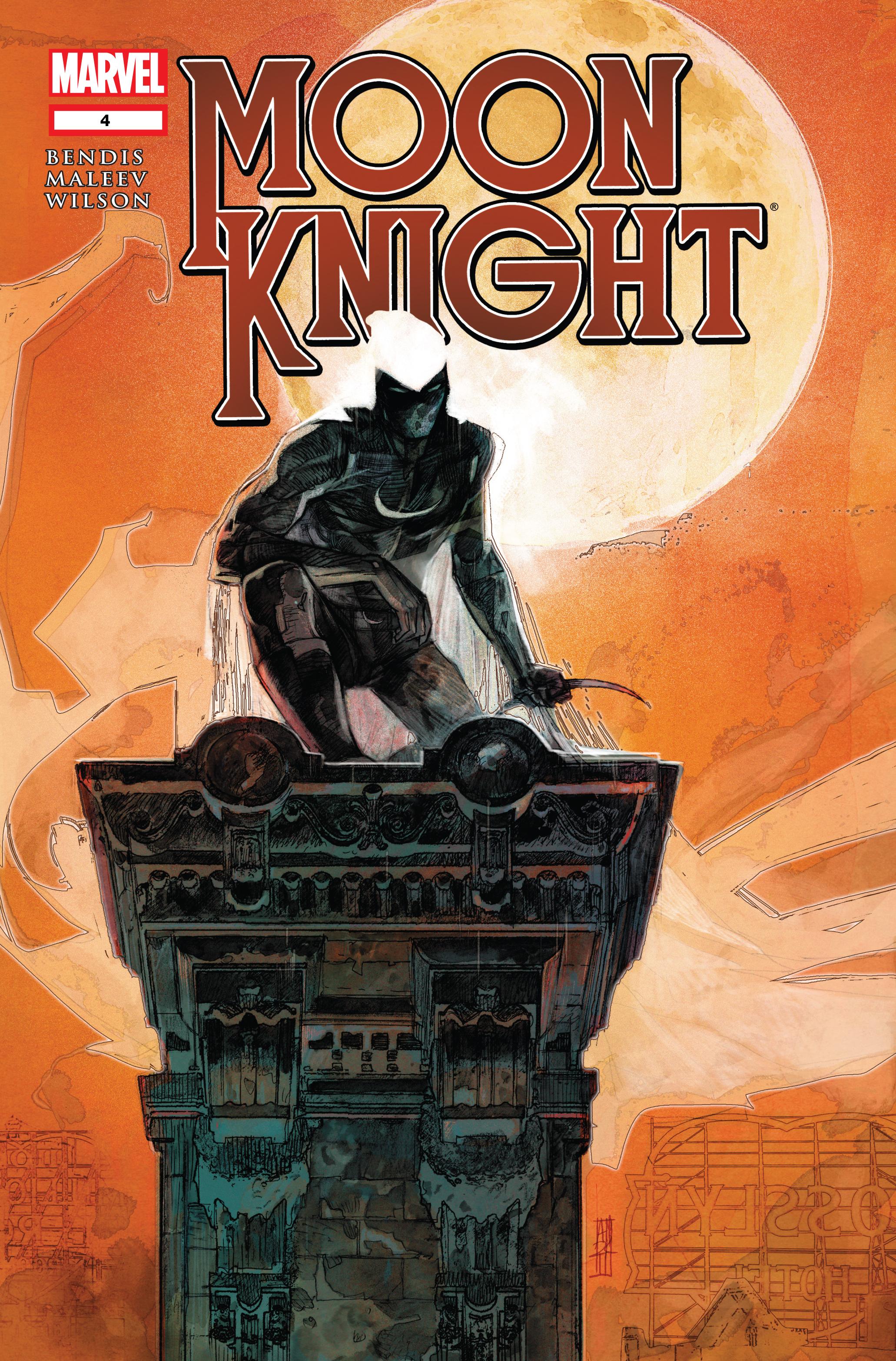 Moon Knight (2010) #4