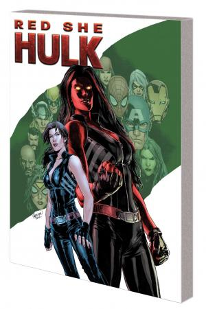 Red She-Hulk: Hell Hath No Fury (Trade Paperback)