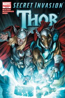 Secret Invasion: Thor (2008) #3