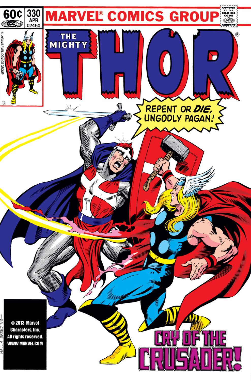 Thor (1966) #330