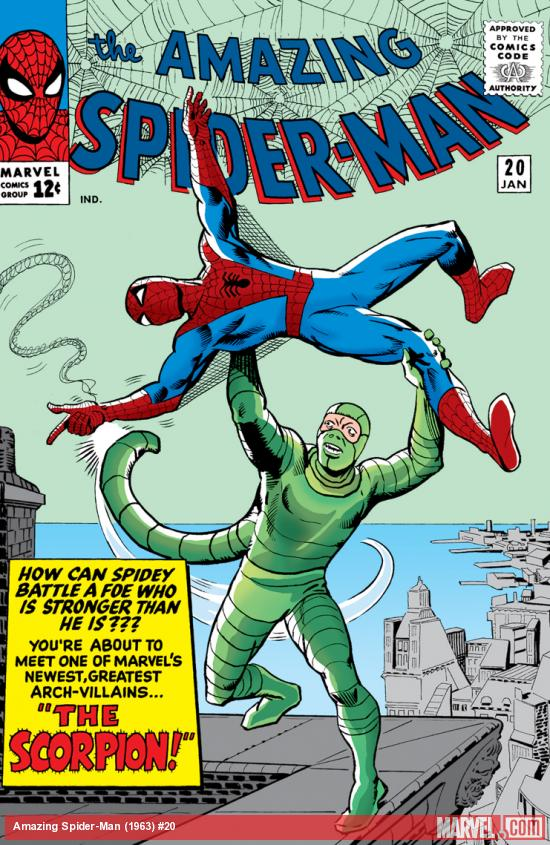 Image result for amazing spiderman 20