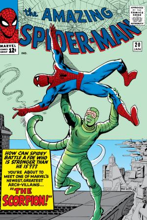 The Amazing Spider-Man (1963) #20