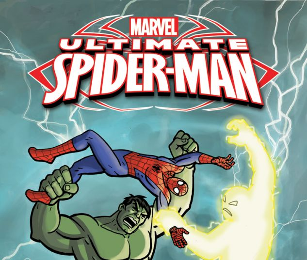 MARVEL UNIVERSE ULTIMATE SPIDER-MAN 15