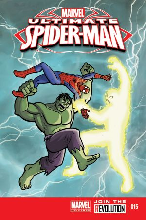 Marvel Universe Ultimate Spider-Man (2012) #15