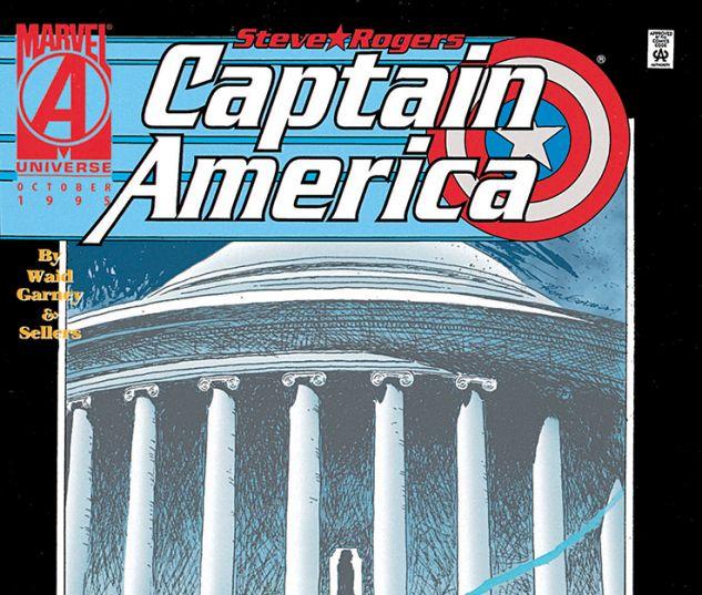 Captain America (1968) #444