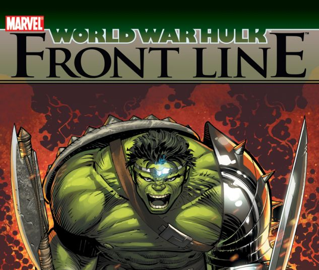 Hulk: Wwh - Front Line (2008) TPB