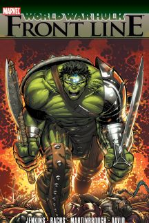 Hulk: Wwh - Front Line (Trade Paperback)