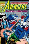 Avengers (1963) #337 Cover
