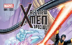ALL-NEW X-MEN SPECIAL 1 CAMPBELL INTERLOCKING VARIANT (WITH DIGITAL CODE)